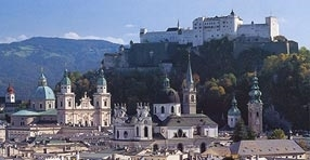 The Festival City of Salzburg